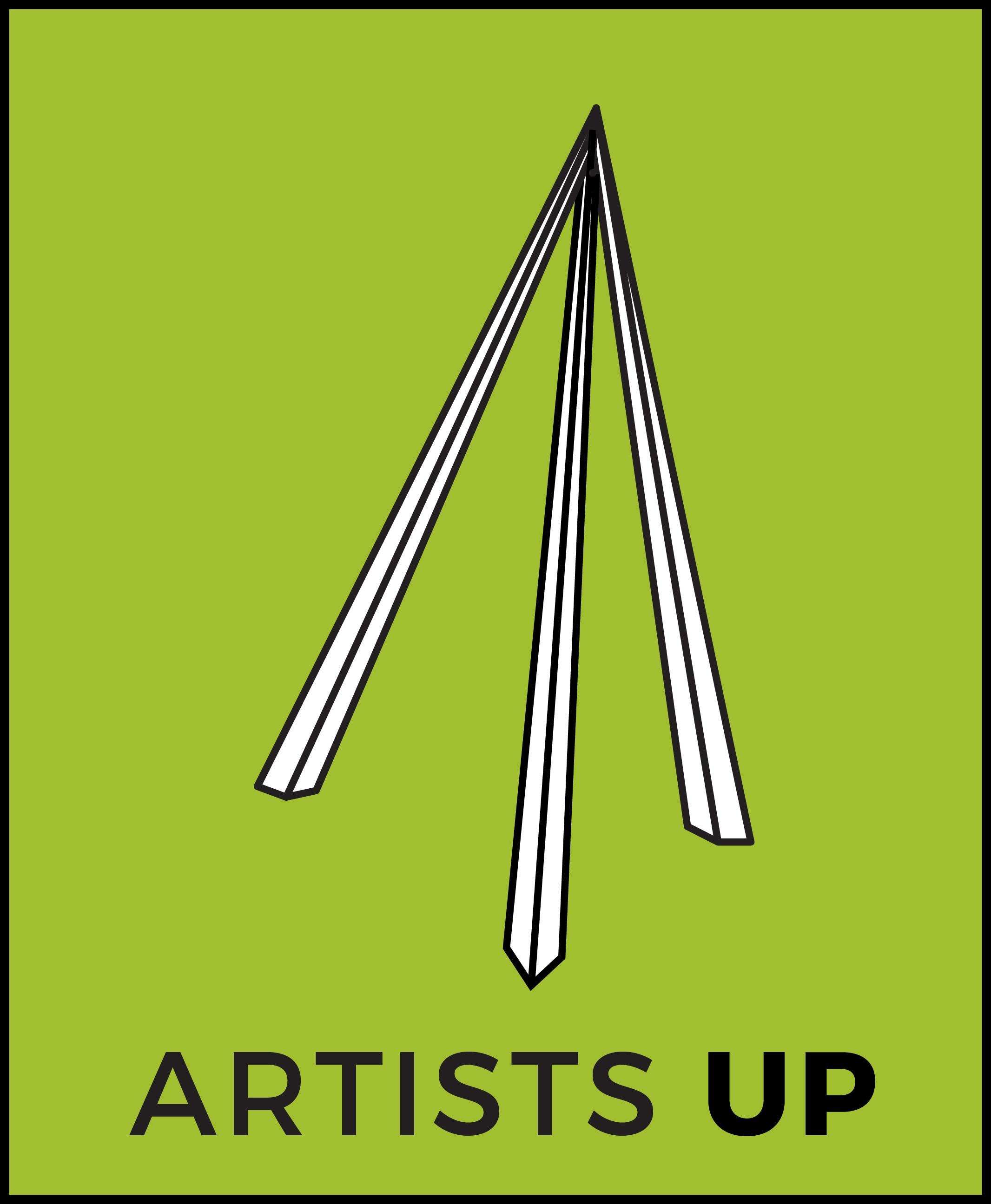 Artists Up Logo